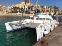 Charter Catamaran Lagoon 410 Saint Paul's Bay