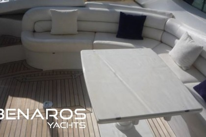 Hire Motorboat PERSHING 55 Cannes
