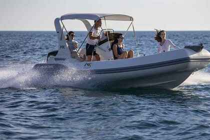 Miete Motorboot White Shark Barca a motore Olbia