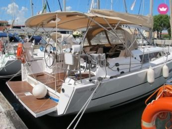 Charter Sailboat Dufour 382 Gl Caorle