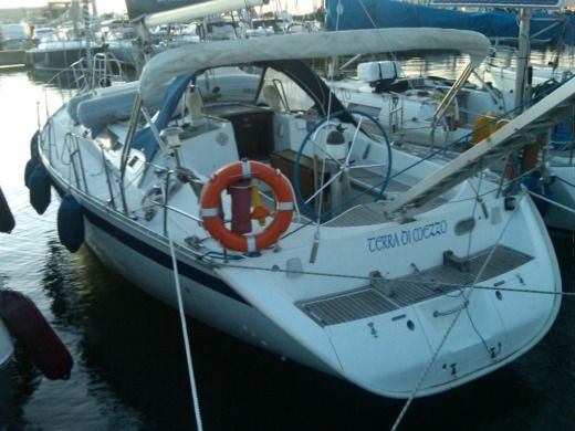 Beneteau Oceanis 430 in Fiumicino RM for hire