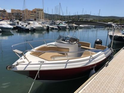 Charter Motorboat As Marine As590 Open Bormes-les-Mimosas
