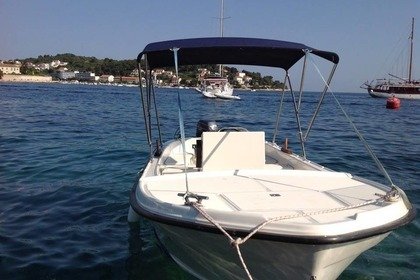 Rental Motorboat Betina 30hp Hvar