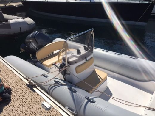 RIB Capelli Tempest 505 peer-to-peer
