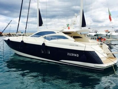 Rental Motorboat Absolute 56 Stc Porto Rotondo