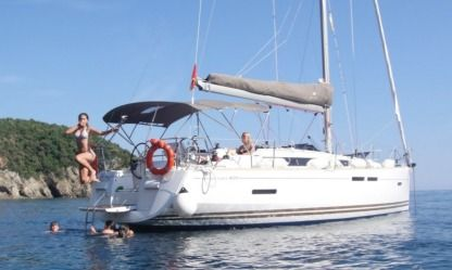 Location Voilier Jeanneau Sun Odyssey 409 Bar