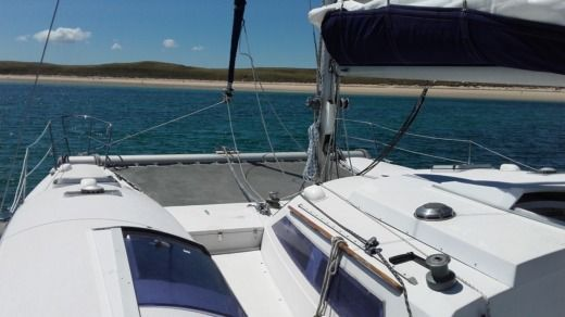 Location catamaran à Arzon entre particuliers