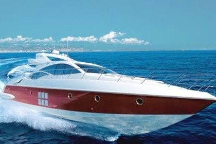 Hire Motorboat Azimut Azimut 55 Sorrento