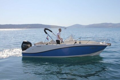 Rental Motorboat QUICKSILVER Activ 675 Korčula