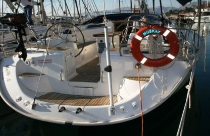 Charter Sailboat Bavaria 50 Cruiser Split