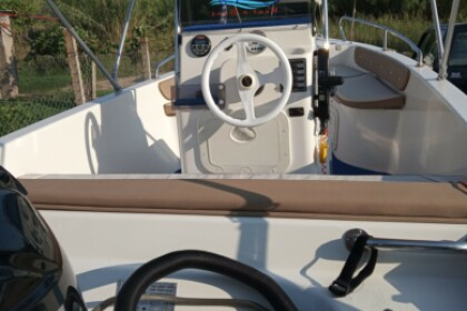 Rental Motorboat BLULAGOON 46 Vourvourou