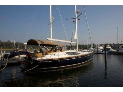 Charter Sailboat Janneau 50 Ds Gouves