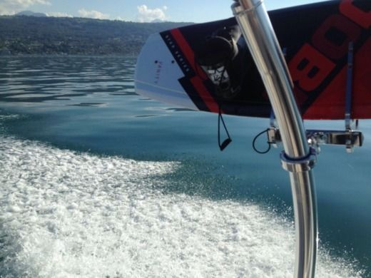 FOUR WINNS HORIZON 180 in Évian-les-Bains for hire