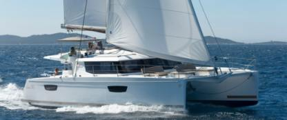 Charter Catamaran Fountaine Pajot Saba 50 Martinique