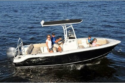 Hire Motorboat NauticStar 20' Barnstable
