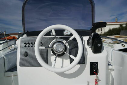 Hire Motorboat Orizzonti Syros 190 Rab
