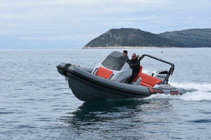 Rental RIB Highfield 760 Patrol Split
