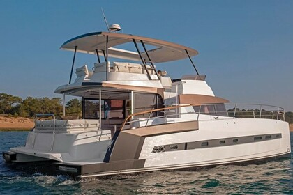 Location Catamaran Bali - Catana 4.3 MY Golfe de Saint-Tropez