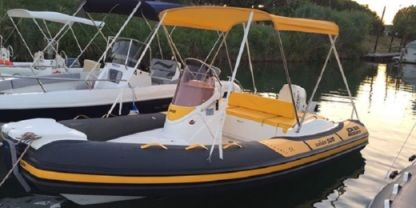 Location Semi-rigide Joker Boat Wide 520 Ameglia