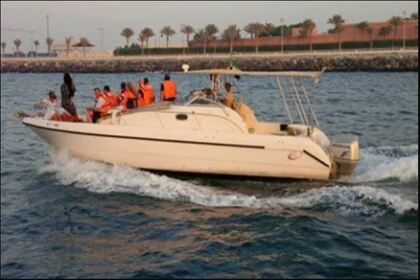 Hire Motorboat Gulf Craft 35 Dubai