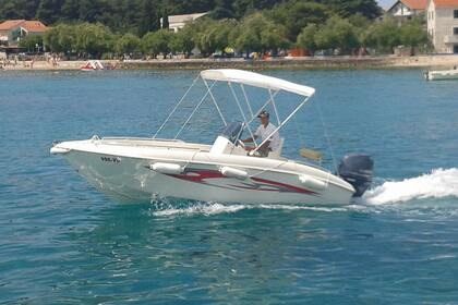 Hire Motorboat AQ 540 Kotor