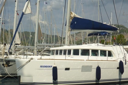 Rental Catamaran Lagoon 500 San Vincenzo