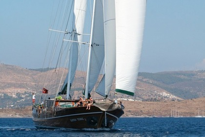 Rental Sailing yacht Custom Made Kaptan Yilmaz 3 Bodrum