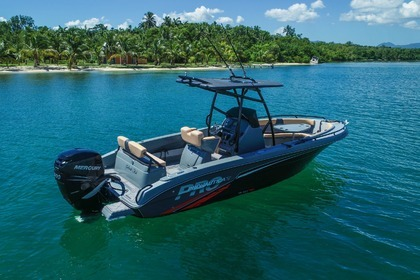 Hire Motorboat Pronautica Slam 790 Le Gosier