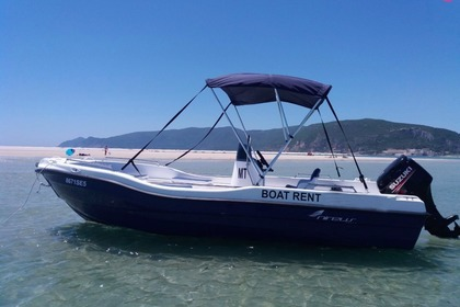 Hire Motorboat Nireus 515 Setubal