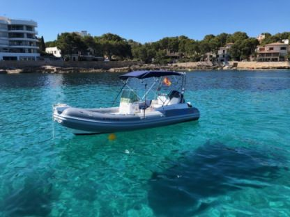 Location Semi-rigide Sacs 585 585 Santa Ponsa