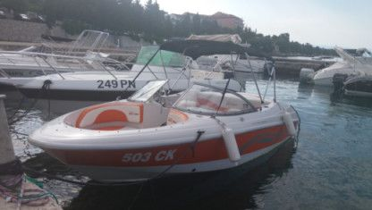 Rental Motorboat Vectra Smokercraft 172 Crikvenica