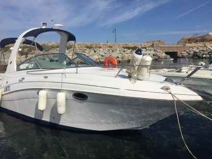 Charter Motorboat Four Winns Vista 278 Propriano