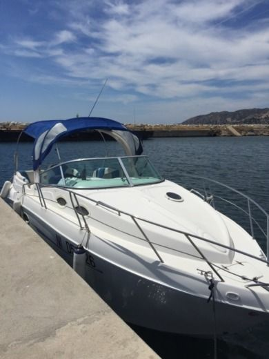 Motorboat LEMA GOLD S for hire