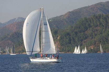 Location Voilier X-Yachts 412 Marmaris