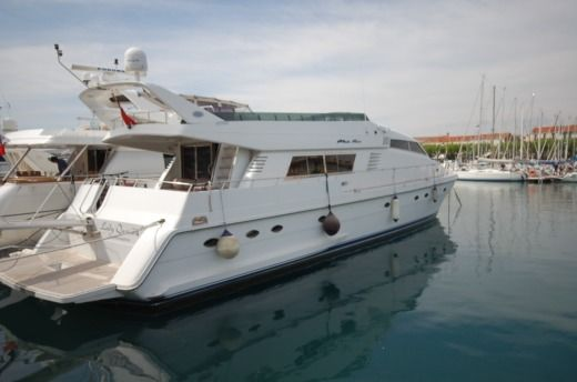 Motorboat MONTE FINO 80 for hire