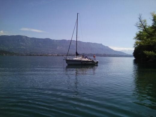 Sailboat Tes 678 Bt for rental
