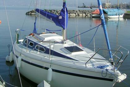 Rental Sailboat JANMOR PEGAZ 737 Rewa
