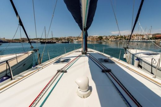 Beneteau Cyclades 50.5 in Lefkada for hire