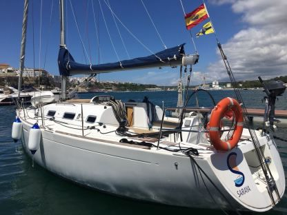Location Voilier Beneteau First 36.7 Minorque