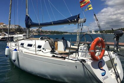 Rental Sailboat Beneteau First 36.7 Menorca