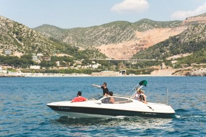 Charter Motorboat Regal 2100 Lsr Costa brava