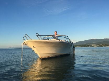 Miete Motorboot Windy Windy 7500 - 220 Cv Nyon