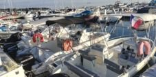 Charter Motorboat Quicksilver Activ 535 Antibes