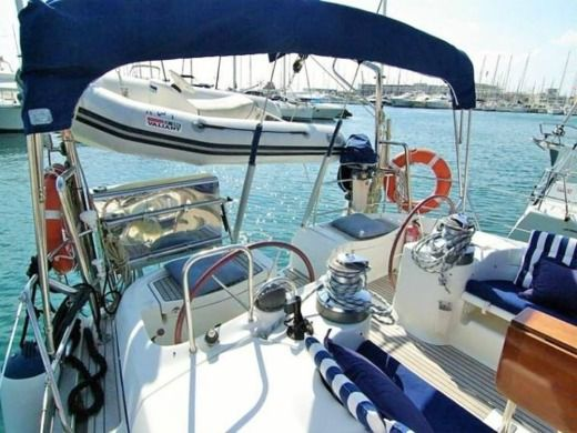 Beneteau50 Oceanis 50 in Murcie peer-to-peer