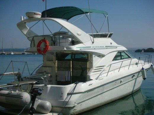 Sea Ray 400 Seda Bridge a Chioggia da noleggiare