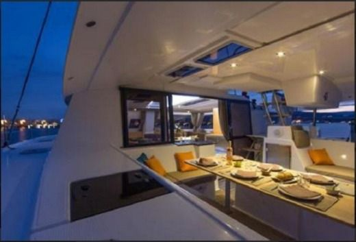 Fountaine Pajot SABA 50 in Trogir peer-to-peer