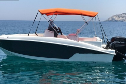 Hire Motorboat Compass 168cc Heraklion
