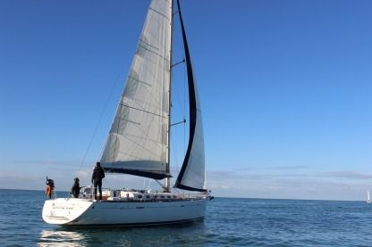 Charter Sailboat Jeanneau First 47.7 Granville