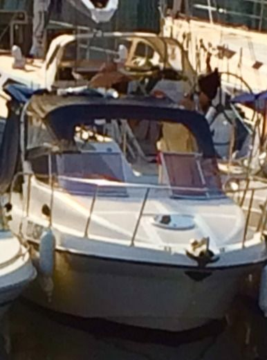 Mano Marine 22-52 in Villefranche-sur-Mer for hire
