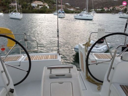 BENETEAU Oceanis Family 50 in Saint-Martin for hire